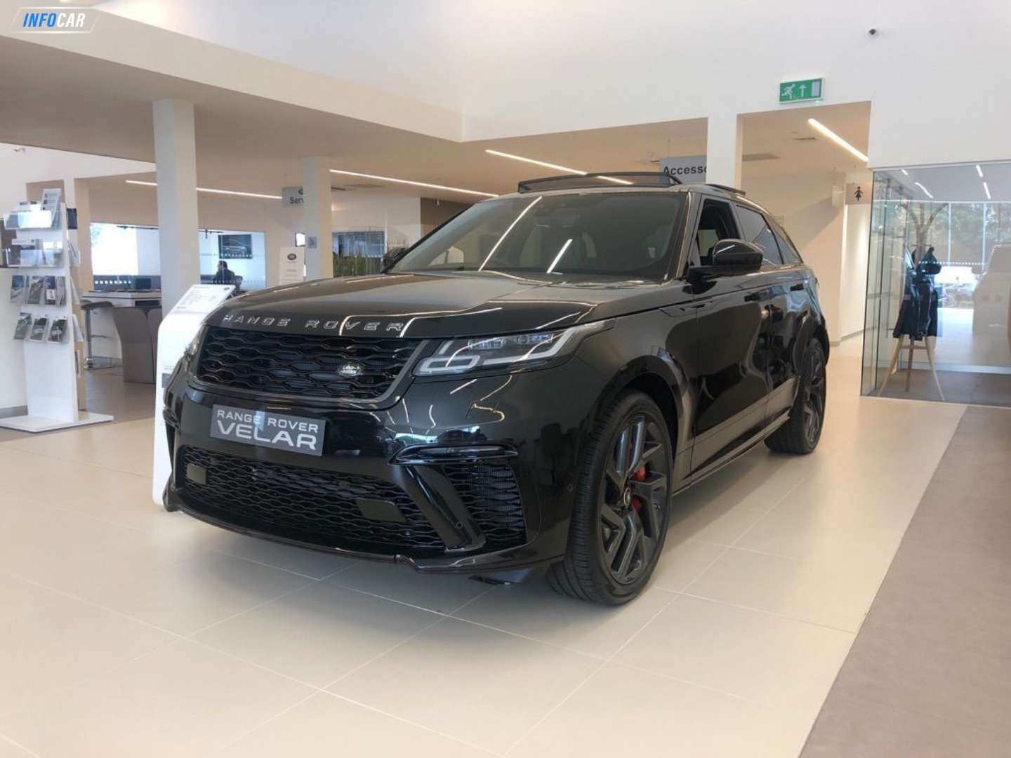 2020 Land Rover Range Rover Velar Sv Autobiography Dynamic - INFOCAR - Toronto's Most Comprehensive New and Used Auto Trading Platform