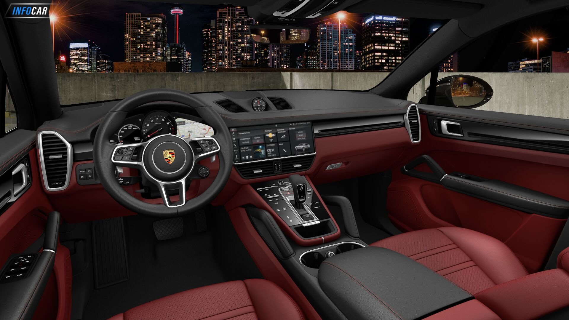 2020 Porsche Cayenne coupe - INFOCAR - Toronto's Most Comprehensive New and Used Auto Trading Platform