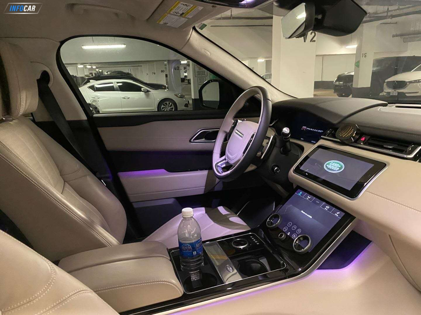 2019 Land Rover Range Rover Velar HSE R-Dynamic P380 - INFOCAR - Toronto's Most Comprehensive New and Used Auto Trading Platform