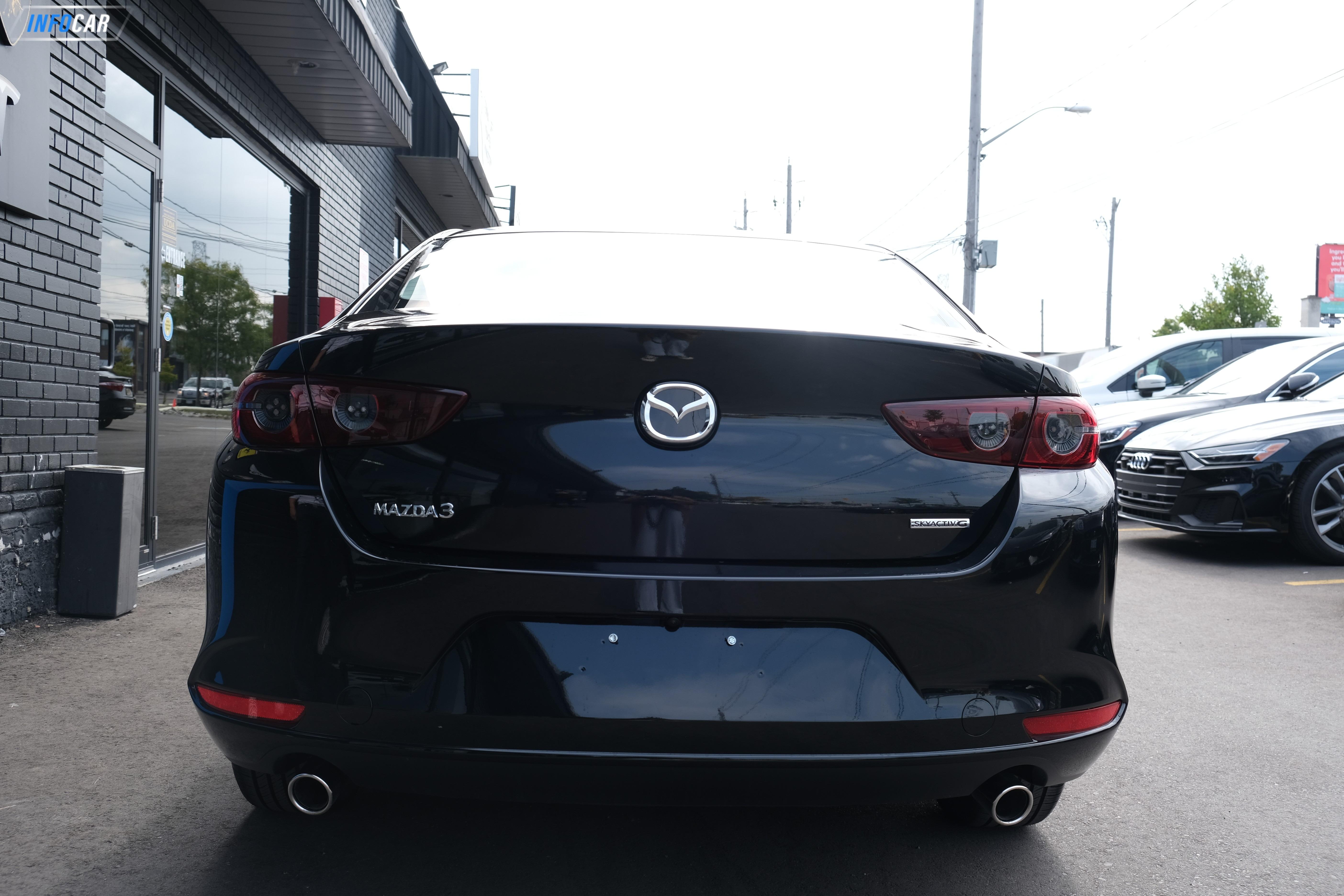 2020 Mazda MAZDA3 gx - INFOCAR - Toronto's Most Comprehensive New and Used Auto Trading Platform