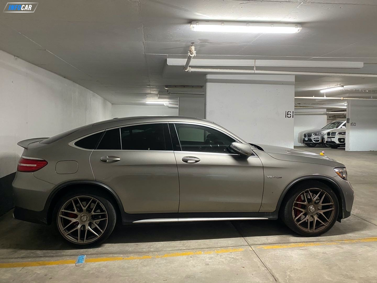 2019 Mercedes-Benz GLC-Class 63s - INFOCAR - Toronto's Most Comprehensive New and Used Auto Trading Platform