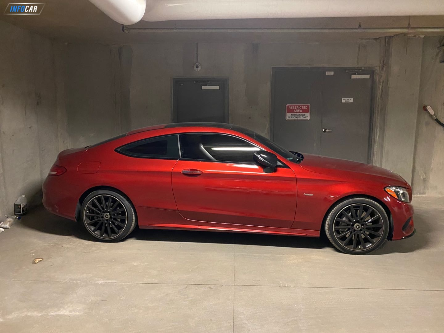 2018 Mercedes-Benz C-Class c300 Coupe - INFOCAR - Toronto's Most Comprehensive New and Used Auto Trading Platform