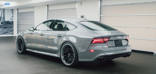 2018 Audi RS 7   - INFOCAR - Toronto's Most Comprehensive New and Used Auto Trading Platform