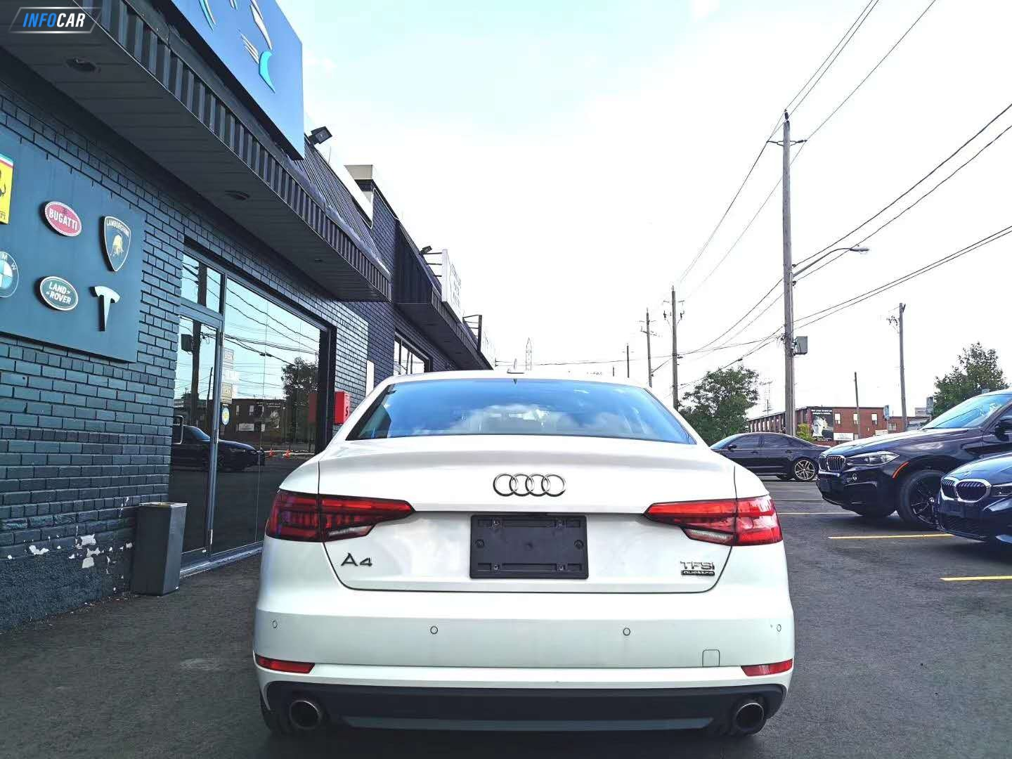 2017 Audi A4 TECHNIK(可做lease finance) - INFOCAR - Toronto's Most Comprehensive New and Used Auto Trading Platform