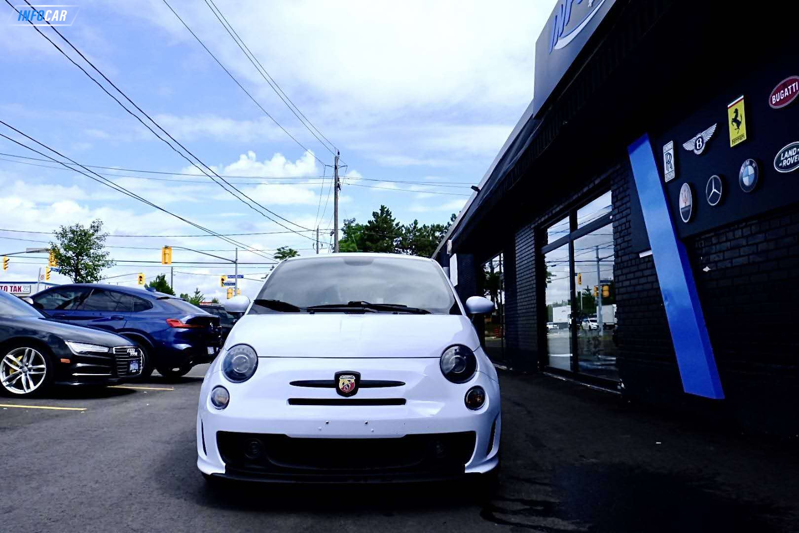 2015 FIAT 500 abarth 500 - INFOCAR - Toronto's Most Comprehensive New and Used Auto Trading Platform