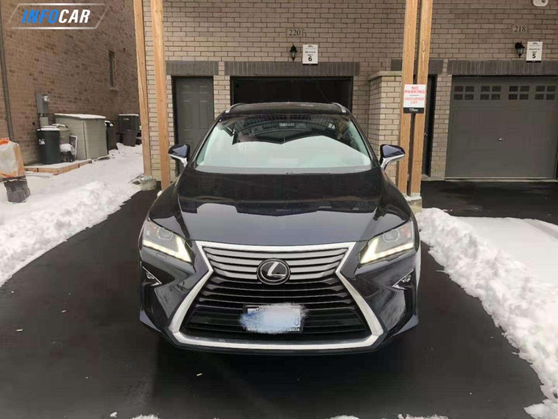 2019 Lexus RX 350  - INFOCAR - Toronto's Most Comprehensive New and Used Auto Trading Platform