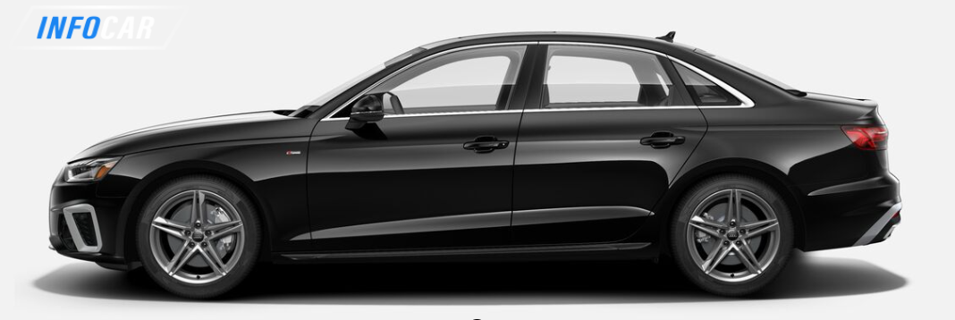 2020 Audi A4  - INFOCAR - Toronto's Most Comprehensive New and Used Auto Trading Platform