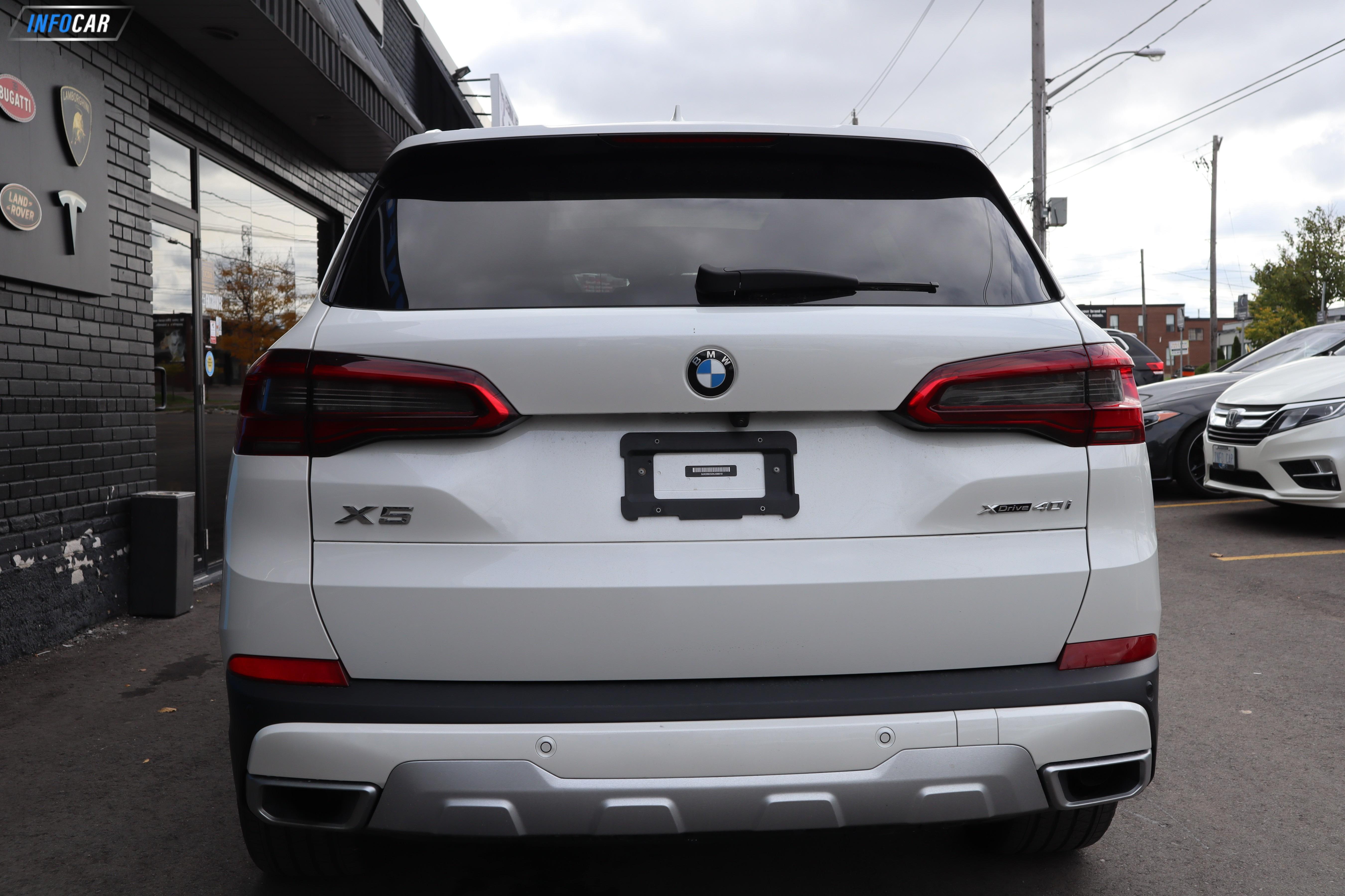 2019 BMW X5 40i - INFOCAR - Toronto's Most Comprehensive New and Used Auto Trading Platform