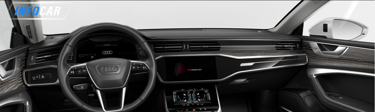 2020 Audi A7  - INFOCAR - Toronto's Most Comprehensive New and Used Auto Trading Platform