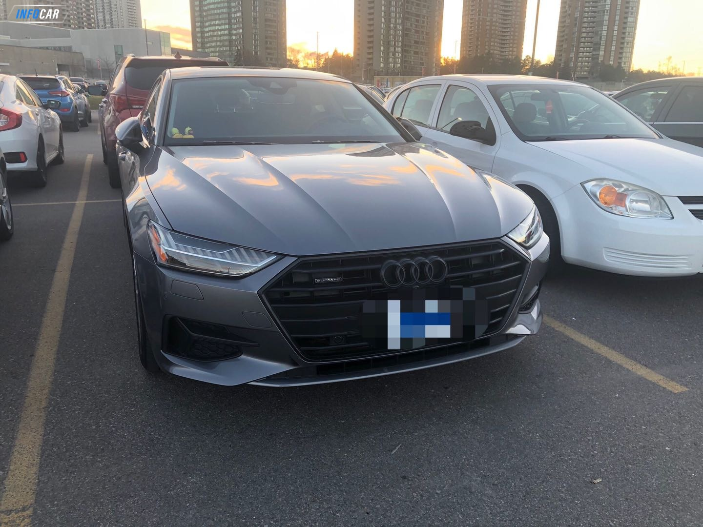 2019 Audi A7  (可刀) - INFOCAR - Toronto's Most Comprehensive New and Used Auto Trading Platform