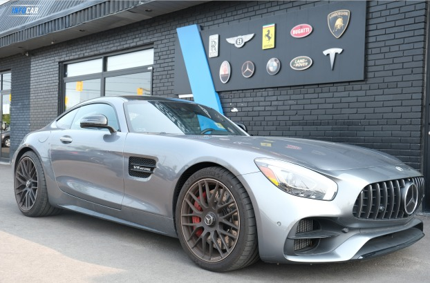 2019 Mercedes-Benz AMG GT GTC - INFOCAR - Toronto's Most Comprehensive New and Used Auto Trading Platform