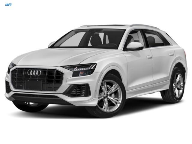 2019 Audi Q8 progressiv quattro - INFOCAR - Toronto's Most Comprehensive New and Used Auto Trading Platform