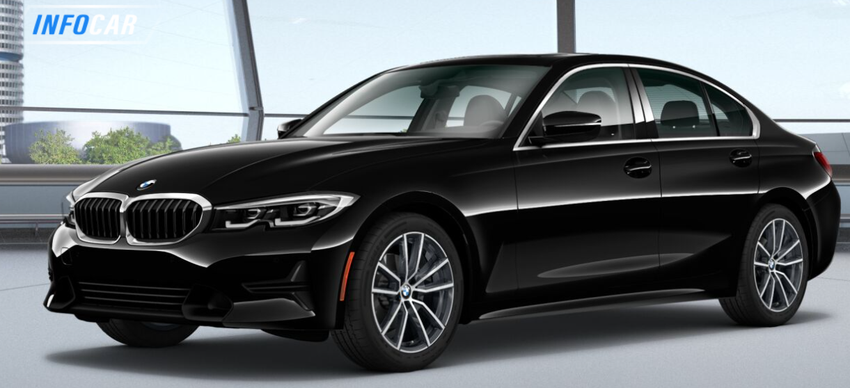 2020 BMW 3-Series 330 demo - INFOCAR - Toronto's Most Comprehensive New and Used Auto Trading Platform