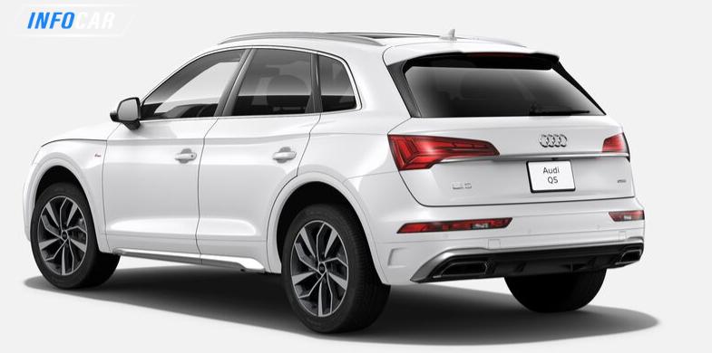 2020 Audi Q5 PROGRESSIVE - INFOCAR - Toronto's Most Comprehensive New and Used Auto Trading Platform