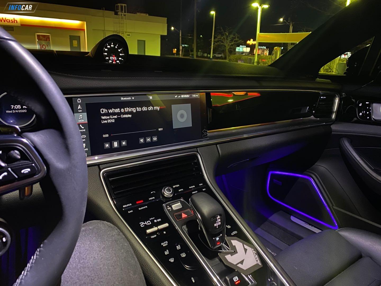 2019 Porsche Panamera Panamera 4S - INFOCAR - Toronto's Most Comprehensive New and Used Auto Trading Platform