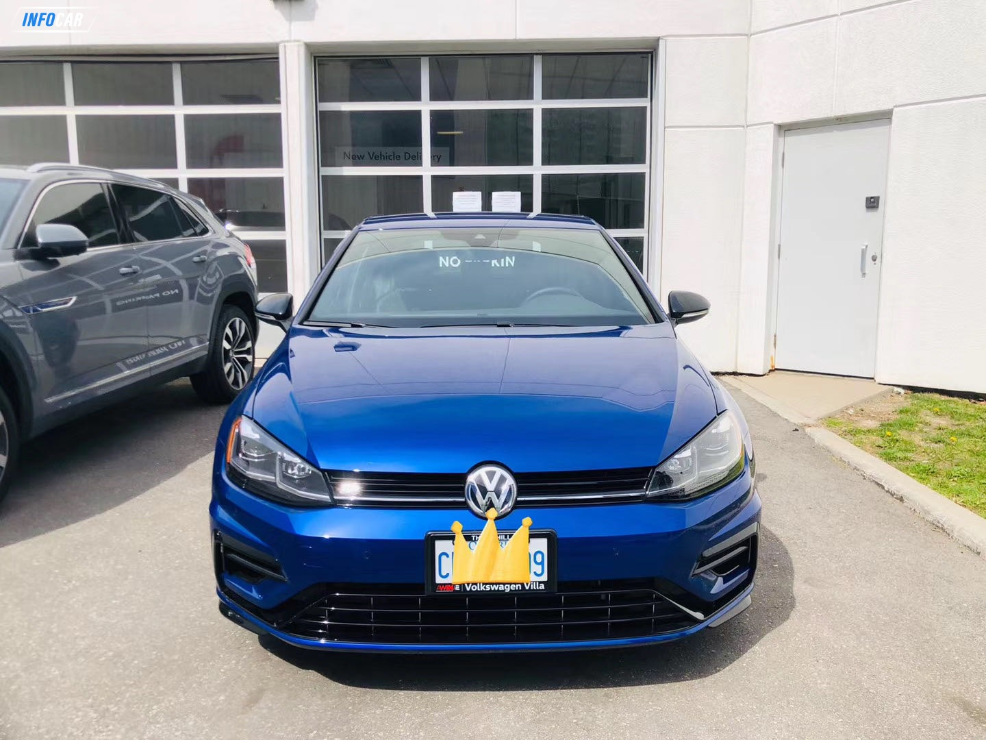2020 Volkswagen Golf R  - INFOCAR - Toronto's Most Comprehensive New and Used Auto Trading Platform