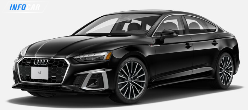 2020 Audi A5  - INFOCAR - Toronto's Most Comprehensive New and Used Auto Trading Platform