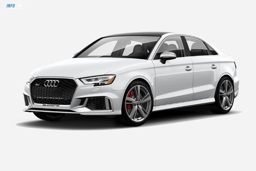 2019 Audi RS 3 quattro - INFOCAR - Toronto's Most Comprehensive New and Used Auto Trading Platform