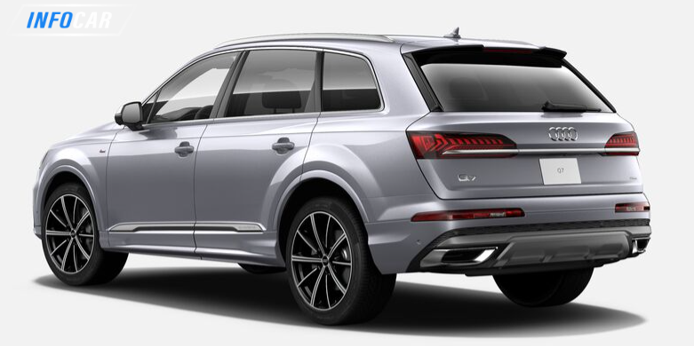 2020 Audi Q7 PROGRESSIVE - INFOCAR - Toronto's Most Comprehensive New and Used Auto Trading Platform