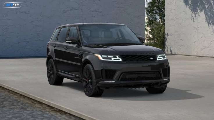 2020 Land Rover Range Rover Sport blk - INFOCAR - Toronto's Most Comprehensive New and Used Auto Trading Platform