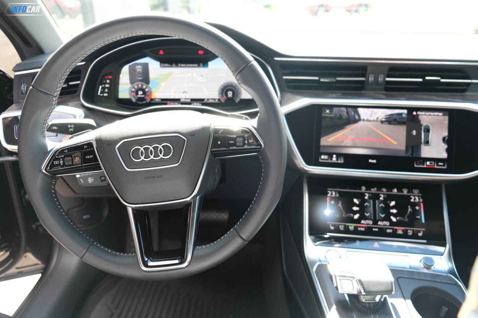 2020 Audi A7 TECHNIK FULLY LOADED - INFOCAR - Toronto's Most Comprehensive New and Used Auto Trading Platform