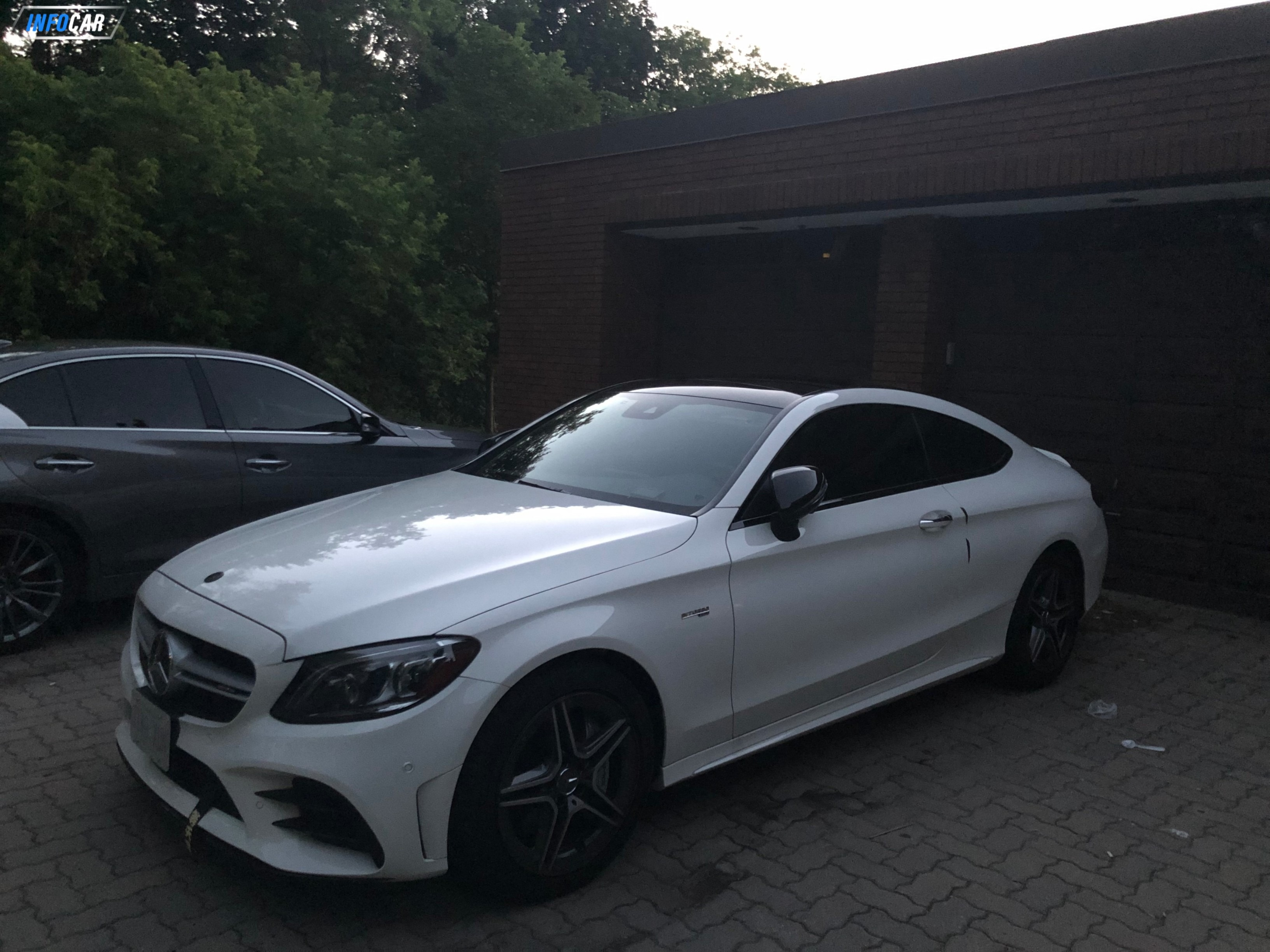 2019 Mercedes-Benz C-Class C43 coupe - INFOCAR - Toronto's Most Comprehensive New and Used Auto Trading Platform