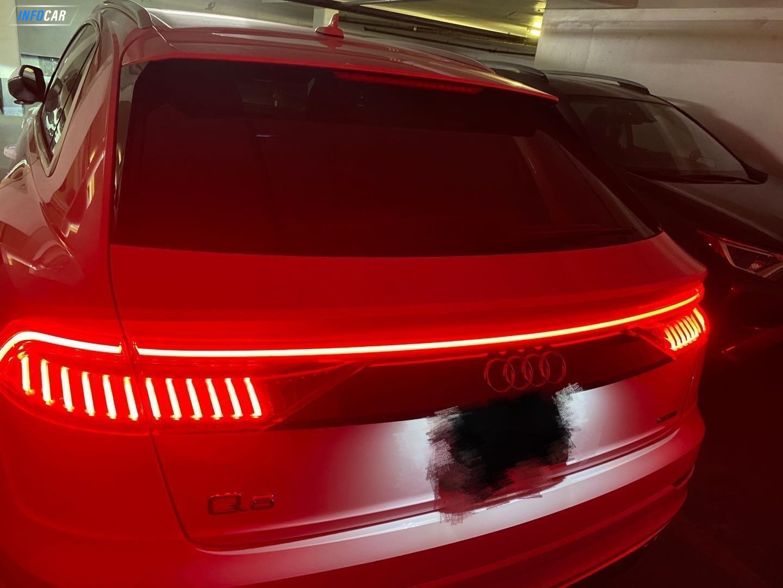 2019 Audi Q8 Technik(已含3600押金) - INFOCAR - Toronto's Most Comprehensive New and Used Auto Trading Platform