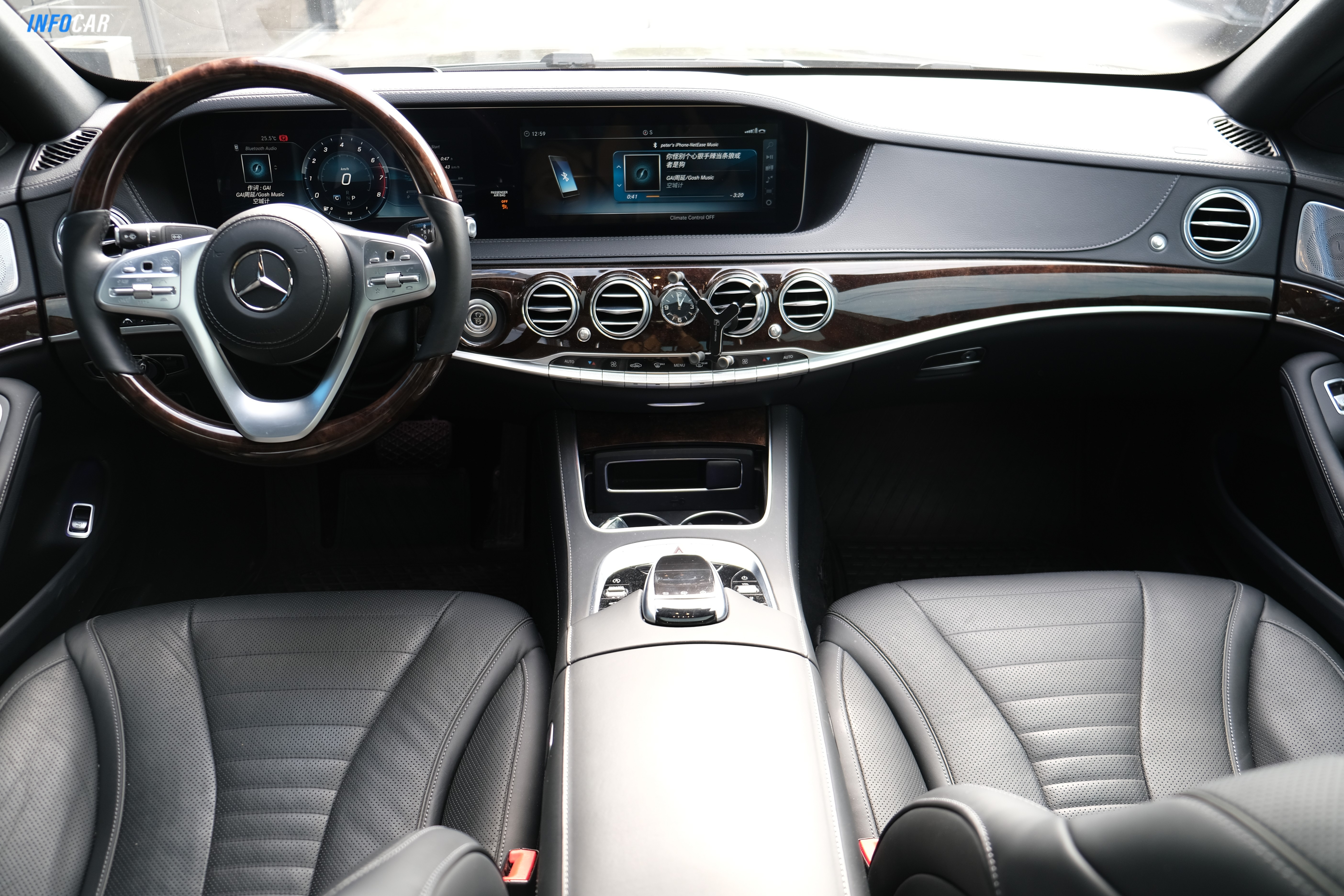 2018 Mercedes-Benz S-Class 560 - INFOCAR - Toronto's Most Comprehensive New and Used Auto Trading Platform
