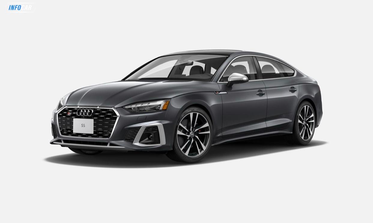 2020 Audi S5   - INFOCAR - Toronto's Most Comprehensive New and Used Auto Trading Platform
