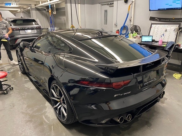 2020 Jaguar F Type Coupe SVR - INFOCAR - Toronto's Most Comprehensive New and Used Auto Trading Platform