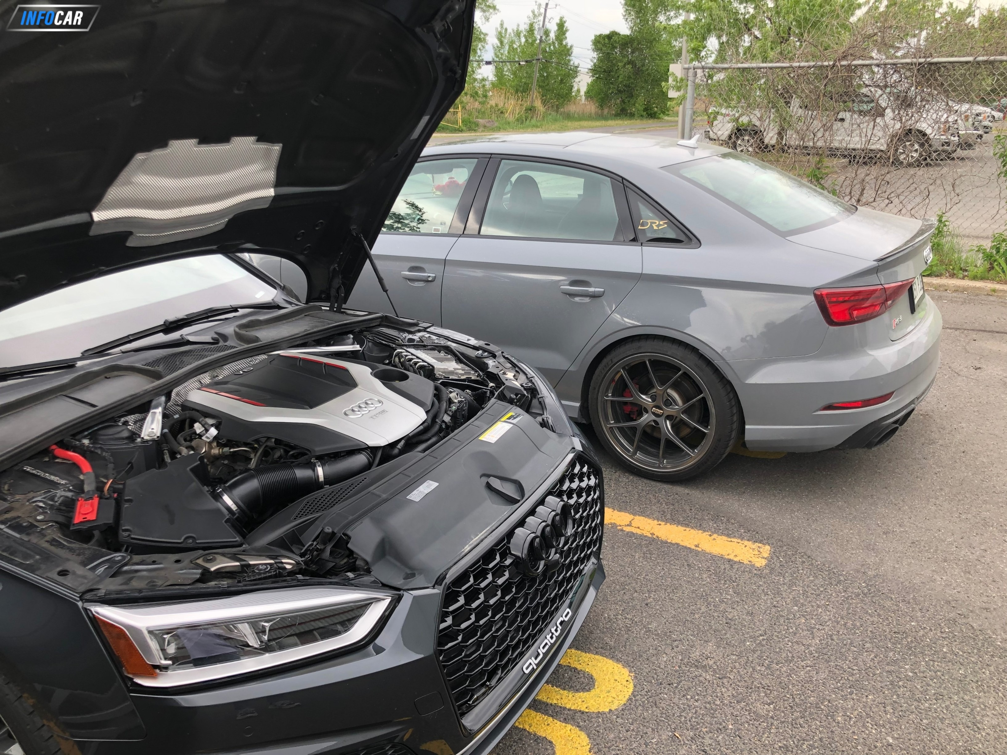 2018 Audi S5 AUDI S5 COUPE - INFOCAR - Toronto's Most Comprehensive New and Used Auto Trading Platform
