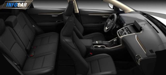2021 Lexus NX 300  - INFOCAR - Toronto's Most Comprehensive New and Used Auto Trading Platform