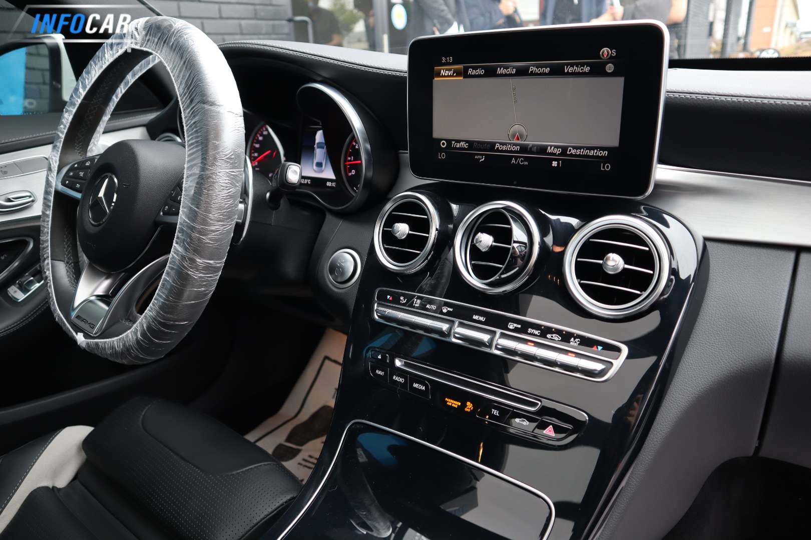 2018 Mercedes-Benz C-Class c63s sedan - INFOCAR - Toronto's Most Comprehensive New and Used Auto Trading Platform