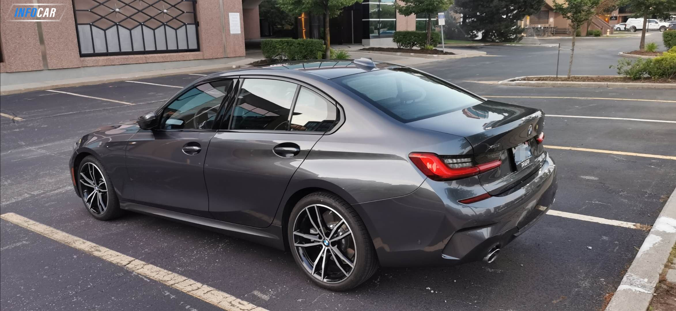 2019 BMW 3-Series 330 - INFOCAR - Toronto's Most Comprehensive New and Used Auto Trading Platform