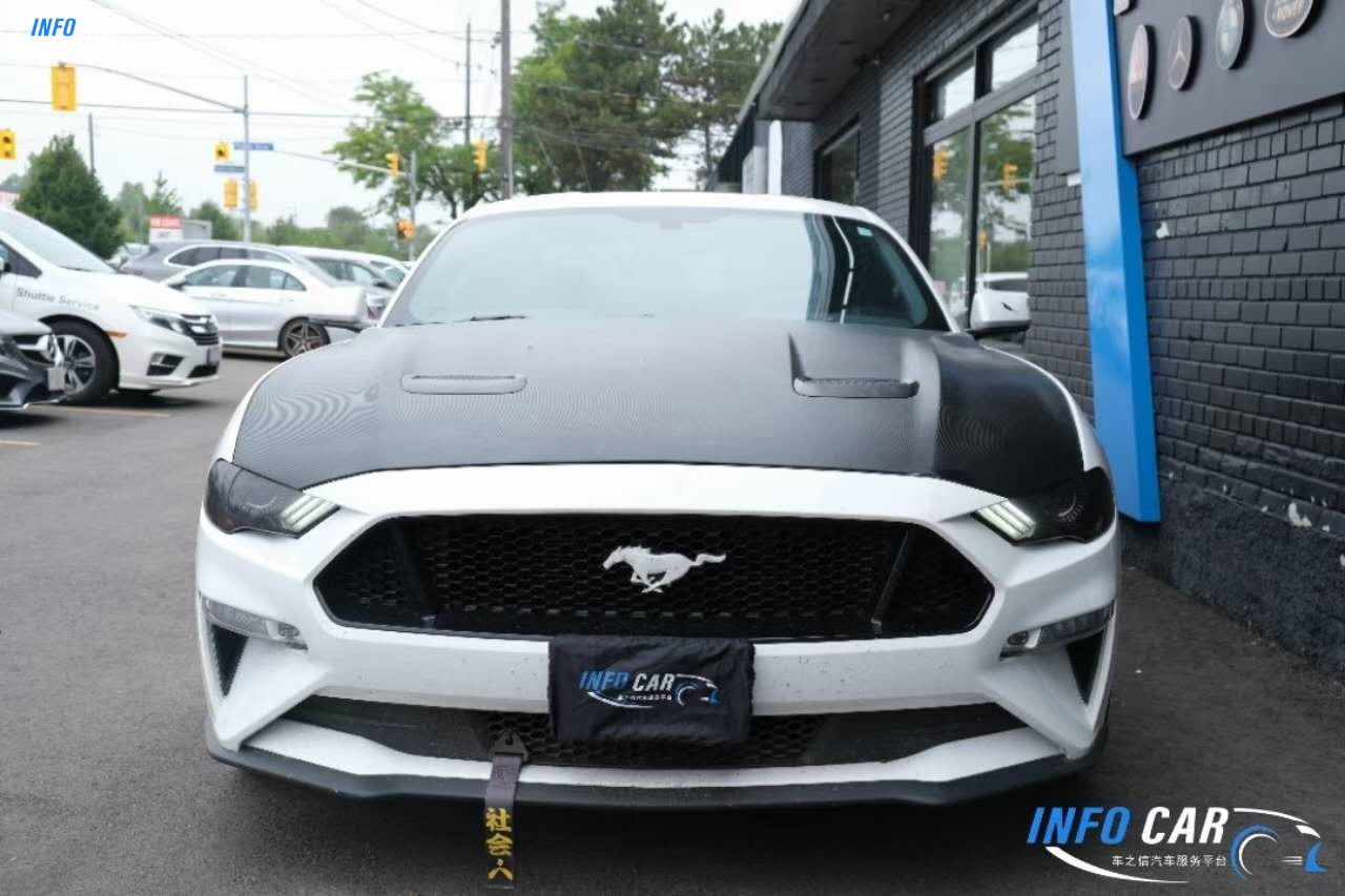 2018 Ford Mustang gt - INFOCAR - Toronto's Most Comprehensive New and Used Auto Trading Platform