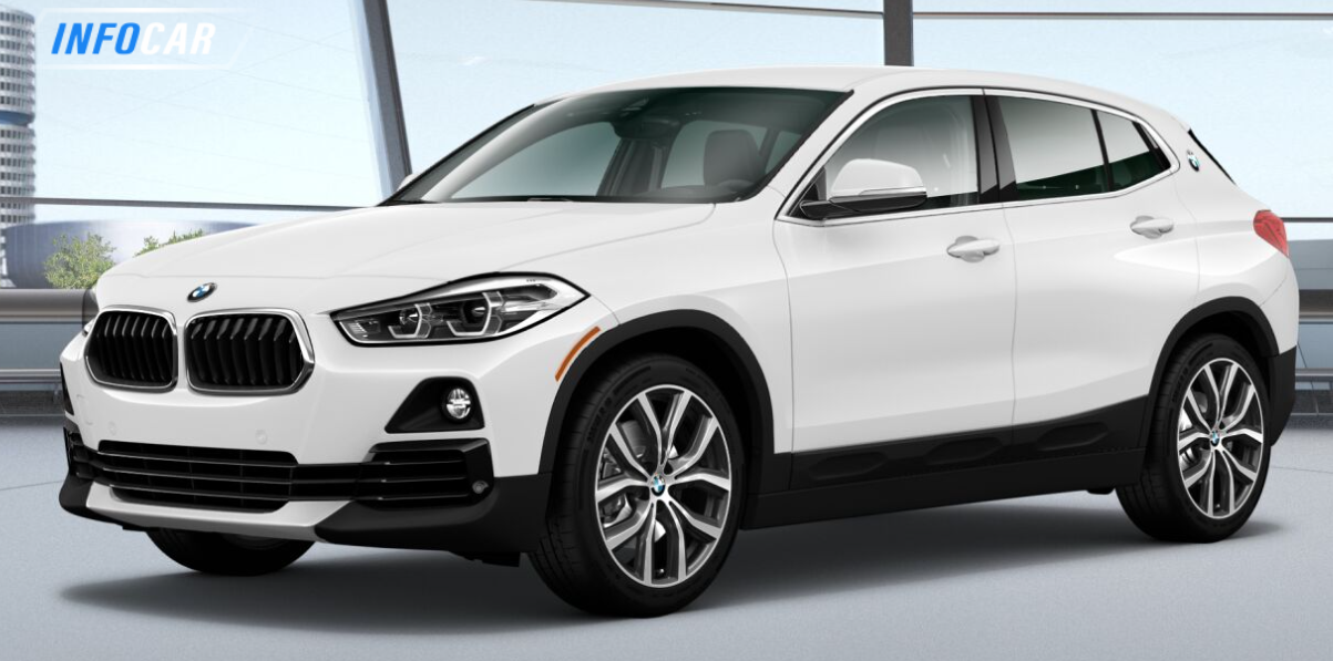 2020 BMW X2 demo - INFOCAR - Toronto's Most Comprehensive New and Used Auto Trading Platform