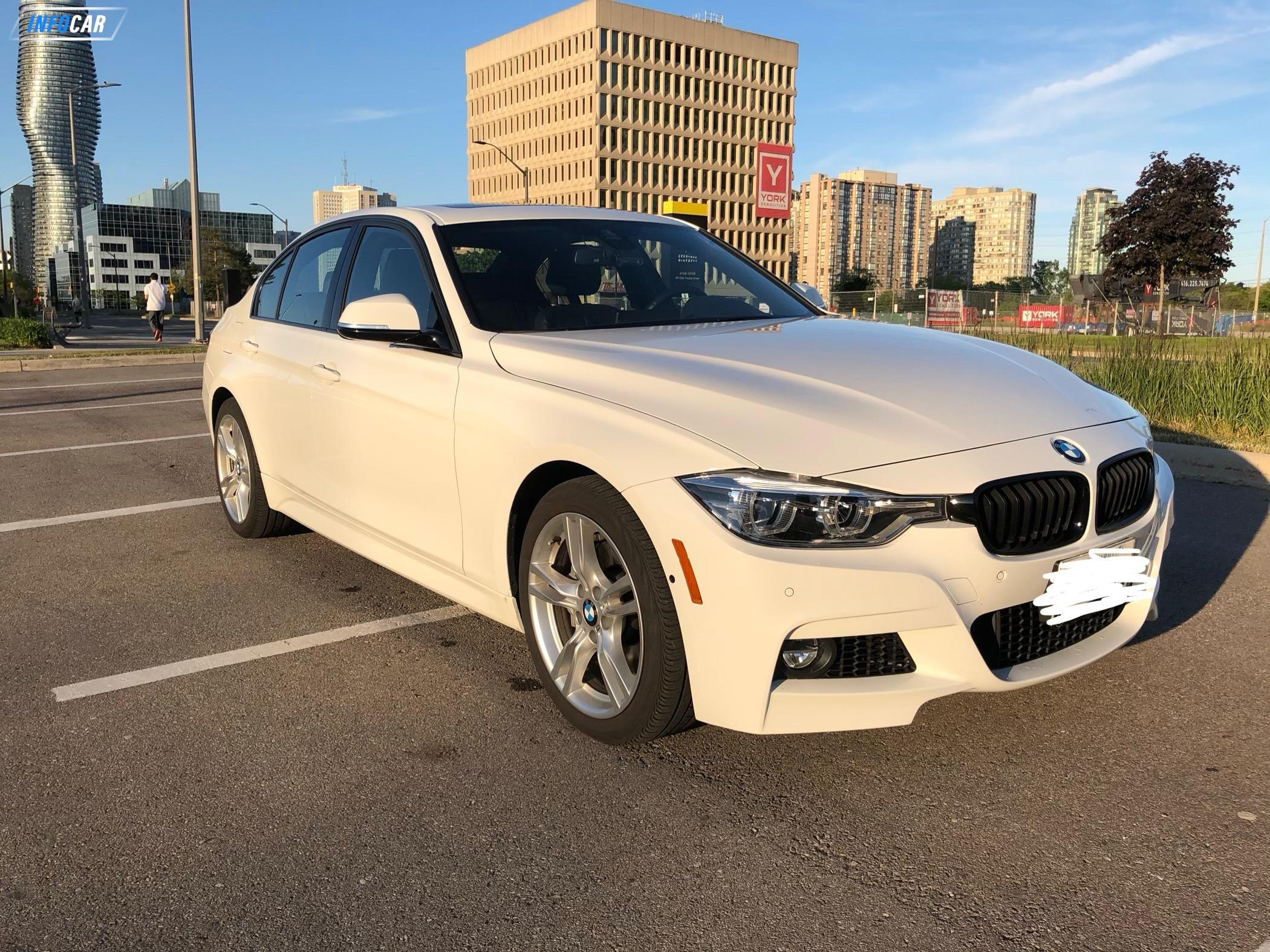 2018 BMW 3-Series 340i - INFOCAR - Toronto's Most Comprehensive New and Used Auto Trading Platform