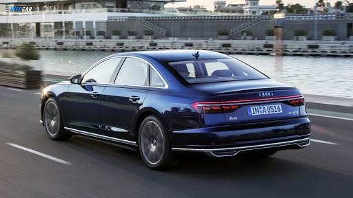 2019 Audi A8   - INFOCAR - Toronto's Most Comprehensive New and Used Auto Trading Platform