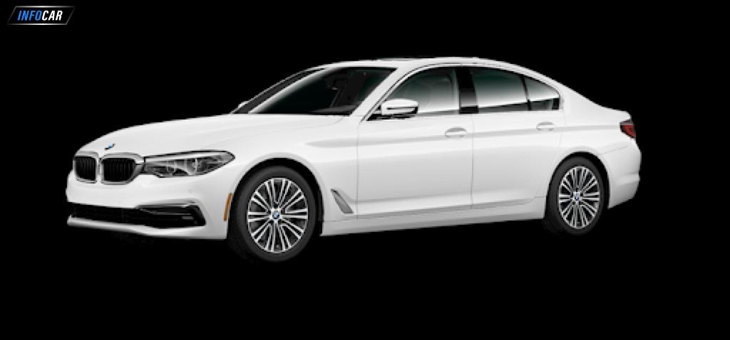 2019 BMW 5-Series 530i demo - INFOCAR - Toronto's Most Comprehensive New and Used Auto Trading Platform