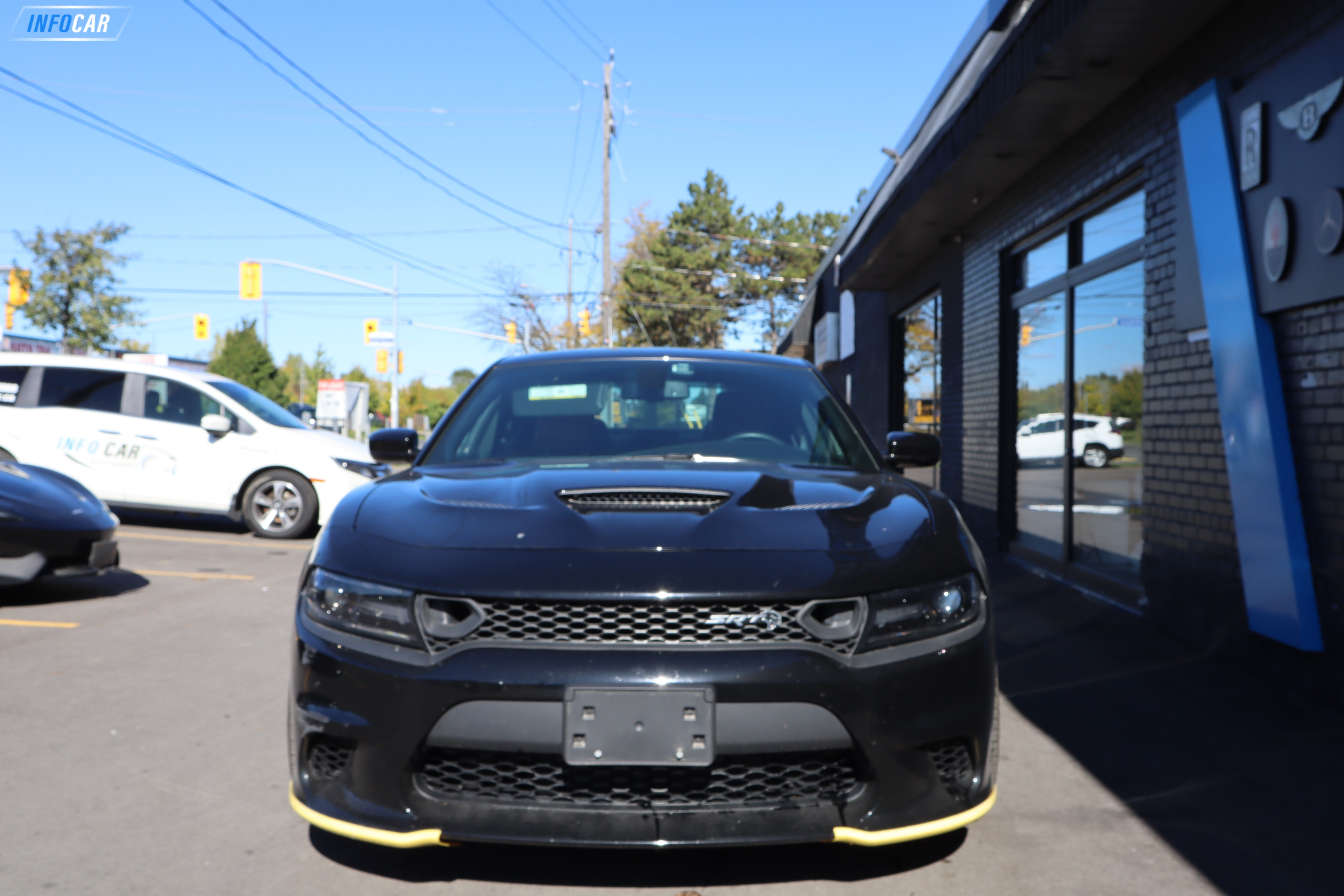 2019 Dodge Charger SRT HELLCAT - INFOCAR - Toronto's Most Comprehensive New and Used Auto Trading Platform