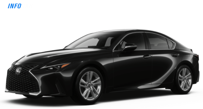 2020 Lexus IS 300 f sport - INFOCAR - Toronto's Most Comprehensive New and Used Auto Trading Platform