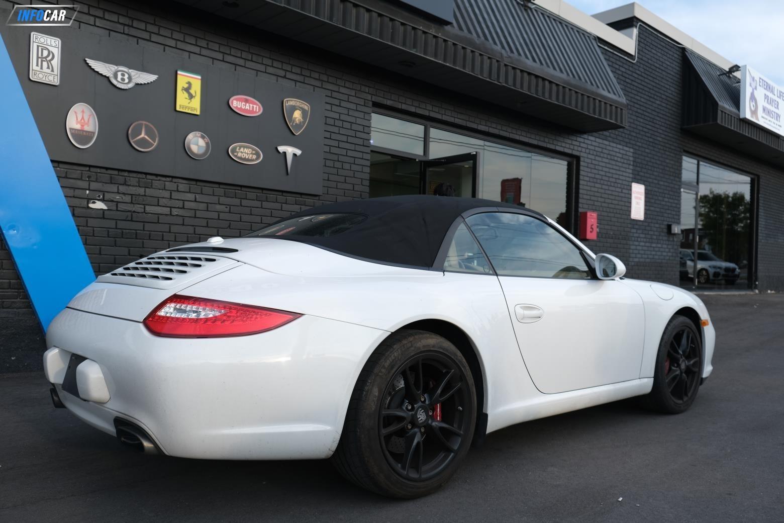 2011 Porsche 911 carrera 2 - INFOCAR - Toronto's Most Comprehensive New and Used Auto Trading Platform