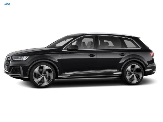 2020 Audi Q7 quattro - INFOCAR - Toronto's Most Comprehensive New and Used Auto Trading Platform