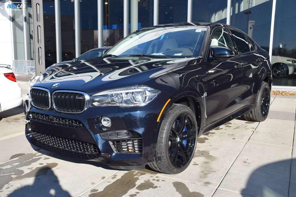 2019 BMW X6 M - INFOCAR - Toronto's Most Comprehensive New and Used Auto Trading Platform