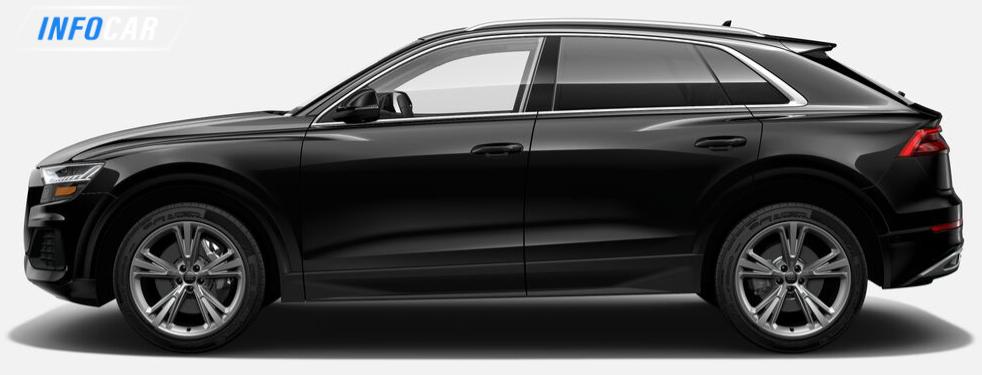 2021 Audi Q8 PROGRESSIVE - INFOCAR - Toronto's Most Comprehensive New and Used Auto Trading Platform