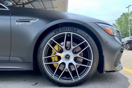 2019 Mercedes-Benz AMG GT 63s edtition one - INFOCAR - Toronto's Most Comprehensive New and Used Auto Trading Platform