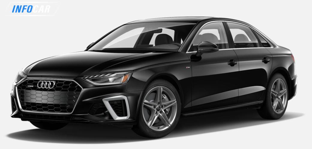 2020 Audi A4 PROGRESSIVE - INFOCAR - Toronto's Most Comprehensive New and Used Auto Trading Platform