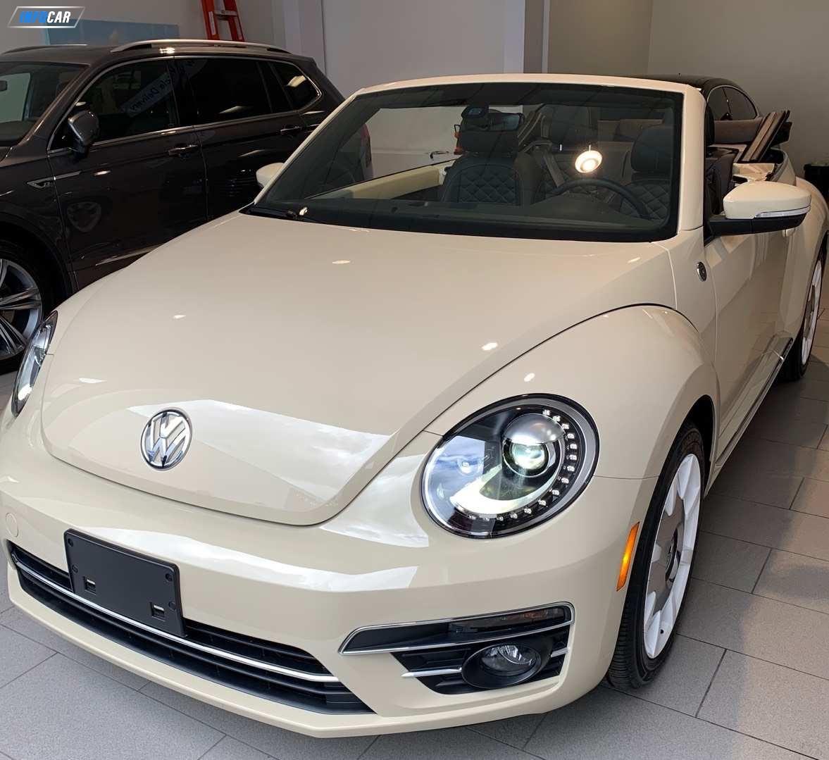 2019 Volkswagen Beetle beetle convertible  - INFOCAR - Toronto's Most Comprehensive New and Used Auto Trading Platform