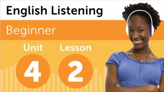 American English Listening Comprehension - EnglishClass101