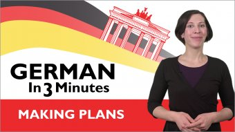 Access This Video and Start Talking in German Now!